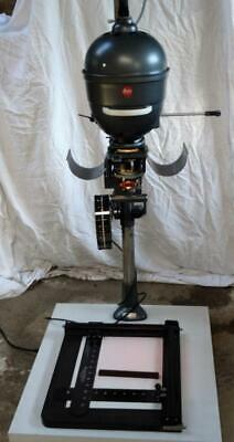 Leica / Leitz Photograph / Negative Enlarger,working,excellent Condition.