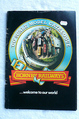 1980 Hornby catalogue 26th Edition.