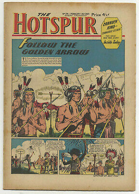 The Hotspur 174 (Feb 16 1963) high grade copy