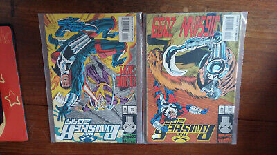 Marvel Comics - Punisher 2099 - 4 issues - Modern Age