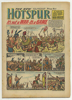 The Hotspur 170 (January 19 1963) high grade copy