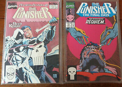 Marvel Comics - The Punisher - 4 issues - Modern Age