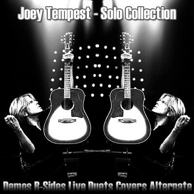 JOEY TEMPEST @RARE TRACKS CD !!! Europe,Whitesnake Scandi Swedish Rock AOR Metal
