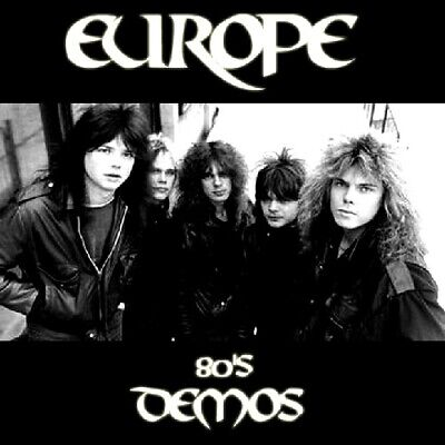 EUROPE DEMOS CD#1 John Norum,Tone,Yngwie Malmsteen,Dokken Swedish Rock AOR Metal