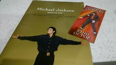 Michael Jackson This Is It Ticket and Programme