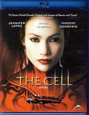 The Cell (Bilingual) (Blu-Ray) (Blu-Ray)