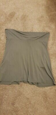 M2B Mothercare Maternity Skirt With Pockets Size 12