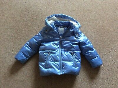 Next Baby Girls Padded Jacket Age 18-24 Months