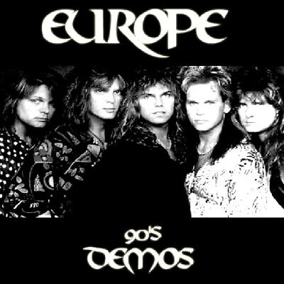 EUROPE DEMOS CD#2 !! Joey Tempest,Kee Marcello,Easy Action Scandi Rock AOR Metal