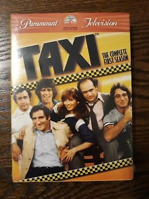 Taxi - The Complete First Season 1st (DVD, 2004, 3-Disc Set) FACTORY SEALED NEW