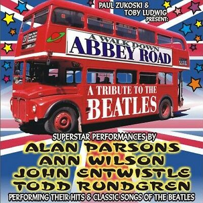 V/A @2-CDs LIVE !!! THE BEATLES,TODD RUNDGREN,ALAN PARSONS,ANN WILSON,DAVID PACK