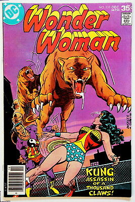 Wonder Woman 238 Dec 1977 Vf/nm Bronze Age Dc Comics Comic Book Cbb001