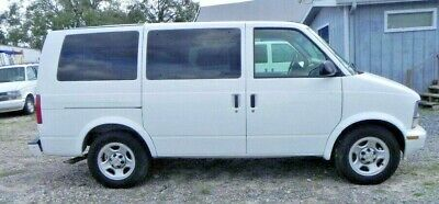 2005 Chevrolet Astro  2005 Astro with Only 54 K Original miles, One owner Florida Van No Rust Dual A/C