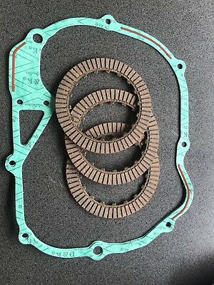 Clutch Plates,clutch Cover Gasket To Suit Honda Ct110 Postie Bike