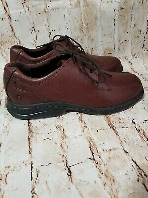 fcd6b71ae3340 Men's Brown Leather Shoes Dunham by New Balance - Worn Once - Sz 11 1/