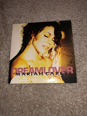 Mariah Carey Dreamlover Cardsleeve Promo Single Album