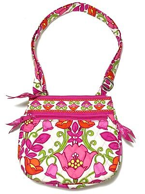 Vera Bradley Womens Small S Crossbody Shoulder Bag Lilli Bell Retired 9589b0a358109