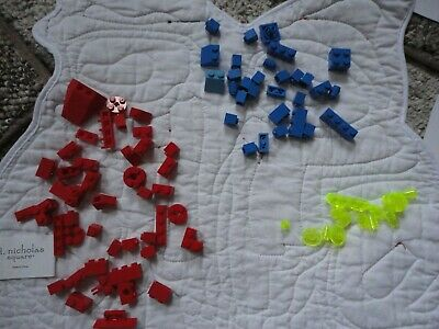 Lego's / Multi Colored Brick Lots / All Shapes & Sizes / Misc. Parts