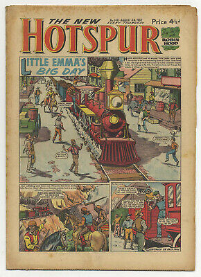 The Hotspur 146 (August 4 1962) high grade copy