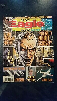 The New Eagle (Fleetway, 1990) 15th December
