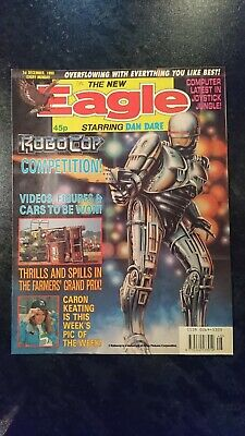The New Eagle (Fleetway, 1990) 1st December
