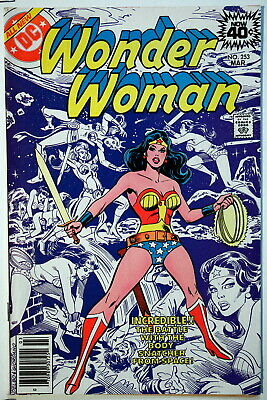 Wonder Woman 253 Mar 1979 Nm Bronze Age Dc Comics Comic Book Cbb001