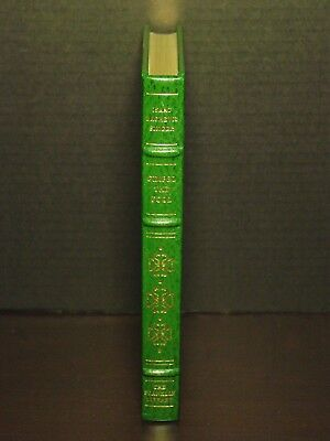 Signed 60 - Franklin Library - Gimpel The Fool - Isaac Singer - Leather - Fine