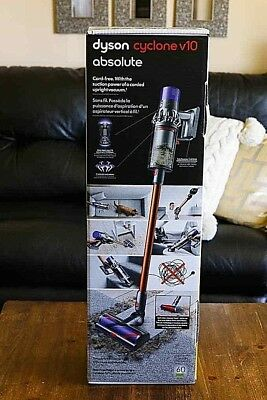 Dyson Cyclone V10 Absolute Cordless Stick Vacuum Cleaner Heavy Duty