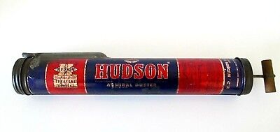 "Vtg HUDSON Admiral Insect Weed Duster Sprayer Garden Kill Weeds 20"" 1957"