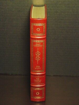 Signed 60 - Franklin Library - The Group - Mary Mccarthy - Fine - Leather