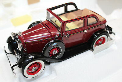 Franklin Mint 1:24 Scale 1932 FORD V-8 BONNIE & CLYDE