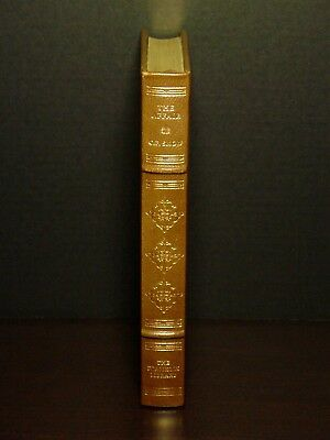 Signed 60 - Franklin Library - The Affair - C.p. Snow - Limited Edition -Leather