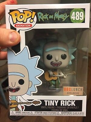 Funko Pop! Tiny Rick Box Lunch Exclusive Rick and Morty
