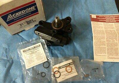 Nos A1 Cardone Remanufactured Power Steering Pump, #21-5884