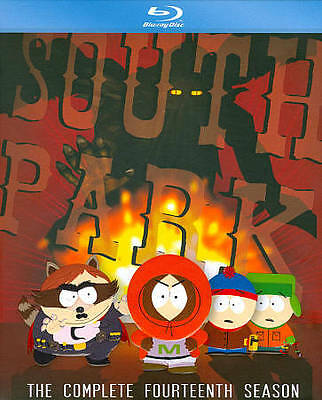 South Park The Complete 14th Fourteenth Season Blu-Ray DVD, Box Set Sealed, New
