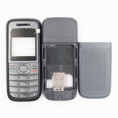 the latest e88ec 0bb6a FOR NOKIA 130 DS RM 1035 RM 1122 Full Phone Housing Cover Keypad ...
