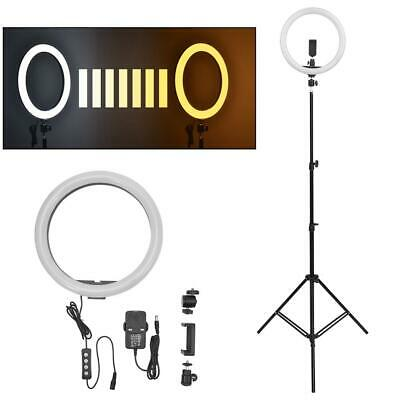 Camera Photo/Video 14 Inch Dimmable SMD LED Ring Light Kit 36W 5500K UK