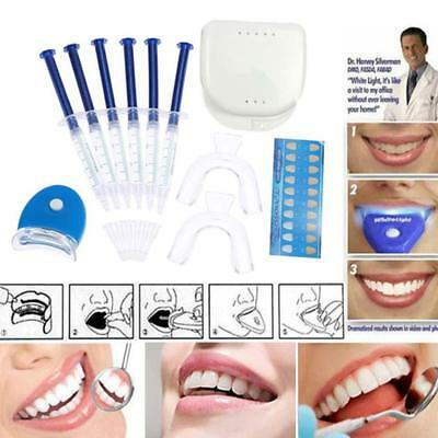 Extra Strong Teeth Tooth Whitening Gel Kit Peroxide Bleaching System Oral Care