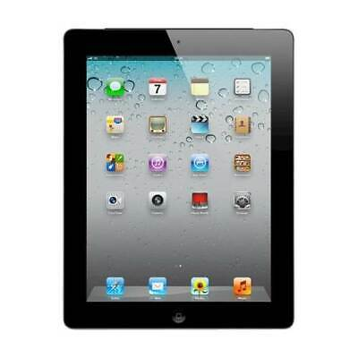 Apple iPad 2 16,32 64GB, Wi-Fi or Cellular (Unlocked), 9.7in - Black (AU Stock)