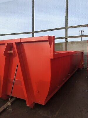 20 Yard Roll On Off Smooth Side Heavy Spec Hookloader Choice Of 2