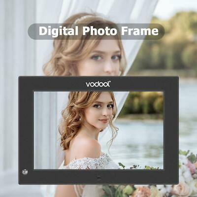 """10""""LCD Digital 1280*800 Photo Frame Electronic Picture Music Video+Motion Sensor"""