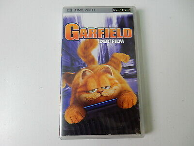 Garfierld - Der Film -  für Sony PSP  - UMD Video in OVP