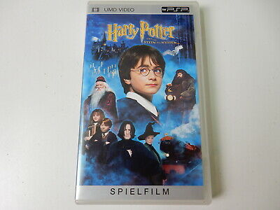 Harry Potter und der Stein der Weisen  - Film - für Sony PSP  - UMD Video in OVP