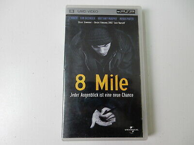 8 Mile - Film - für Sony PSP  - UMD Video in OVP