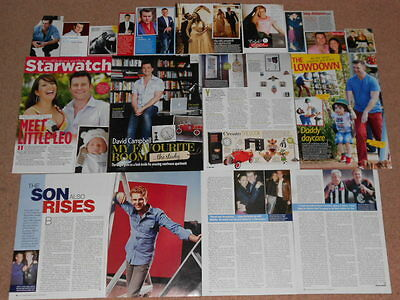 15+ DAVID CAMPBELL Magazine Clippings