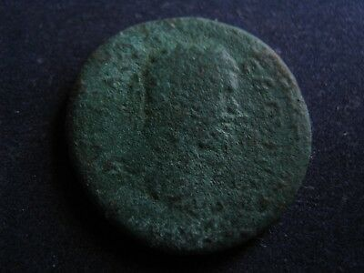 Genuine Ancient Roman Bronze Coin,Unresearched,Bull Rev,Some Interesting Detail