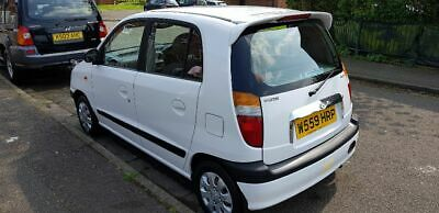 hyundai amica 1.0 Si manual white no swap small van?