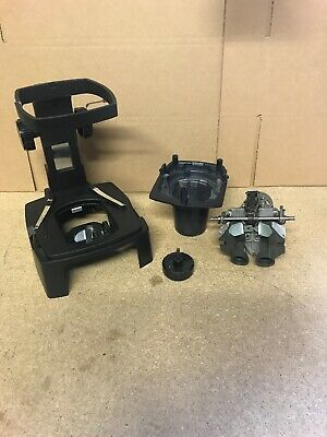 Bausch & Lomb Leica Gia Microscope Head And Base Stand