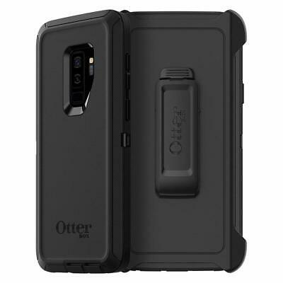 Otterbox Defender Case with Belt Clip Holster for Samsung Galaxy S9 Black NEW