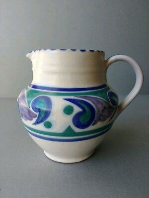 Carter Stabler Adams Poole Pottery Jug.